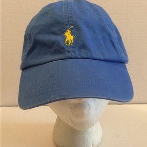 Polo Ralph Lauren Dad Hat Blue